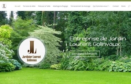 Entreprise de jardin pas cher : Jardinier Laurent situé en Brabant Wallon