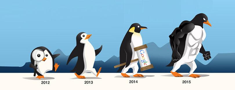 Dernière mise à jour de [Penguin 4.0]