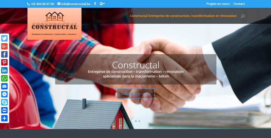 Constructal Maçon professionnel, construction et rénovation maison