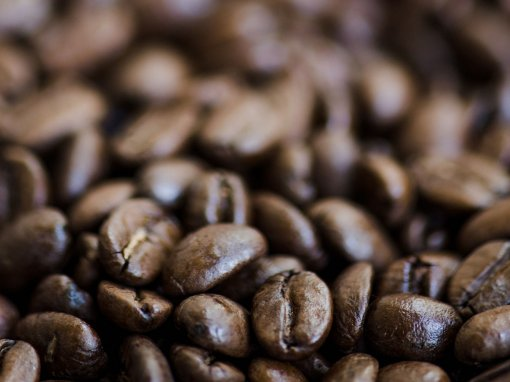 Coffee Shop Home Page